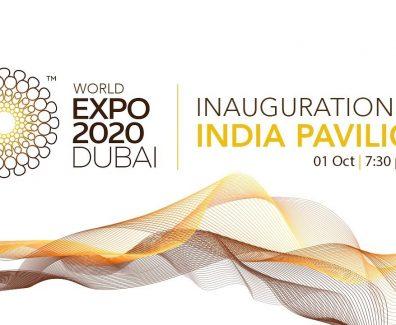India Pavilion at Expo 2020 Dubai Inaugurated