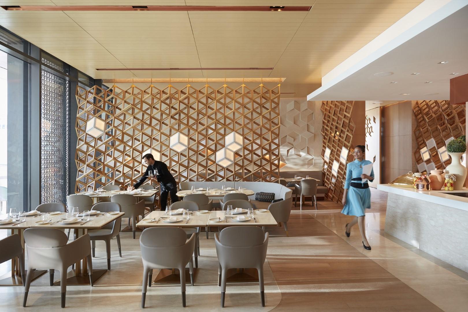 Mosaic – Mandarin Oriental, Doha (Large)