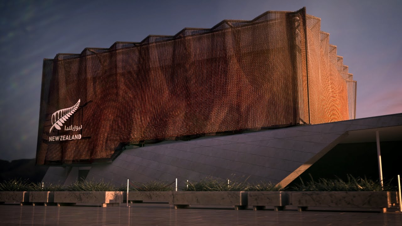New Zealand Pavilion Hosts 'Mauri' Dawn Ritual Ahead of Expo 2020 Opening